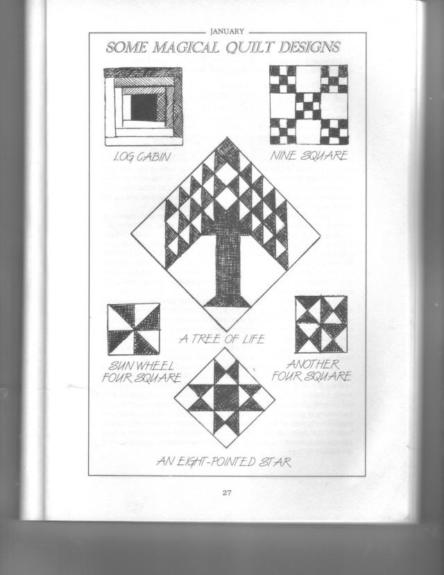 Magickal Quilt Designs