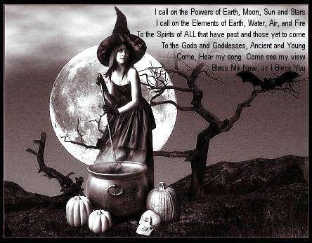Witch Prayer